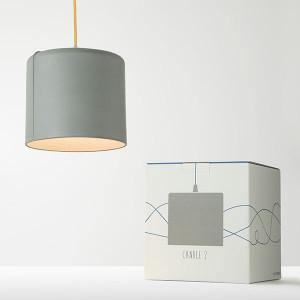 In-es.artdesign - Be.pop - Candle 2 SP - Farbiger Kronleuchter