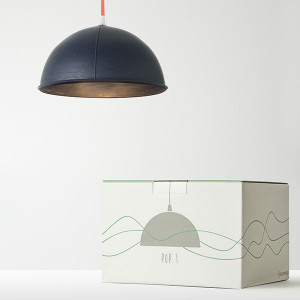In-es.artdesign - Be.pop - Pop 1 SP - Farbige Pendelleuchte
