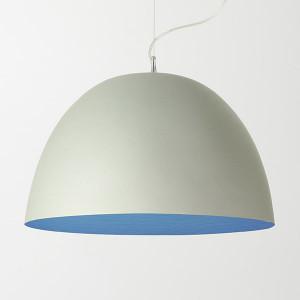 In-es.artdesign - H2O - H2O Cemento SP - Kronleuchter in Form einer Kuppel