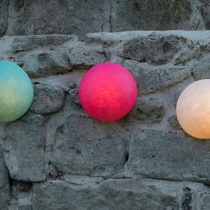 In-es.artdesign - Luna - Button AP - Wandlampe
