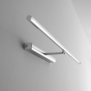 Linea Light - Straight - Straight W AP LED M - Design Wandleuchte Größe M