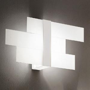 Linea Light - Triad - Triad - Wandlampe mit drei Gläsern M
