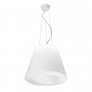 Linea Light - Vulcanino e Vulcanone - Vulcanino & Vulcanone LED SP M - Kegelförmige Pendellampe
