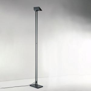 Lumen Center - Classic collection - 555 Led PT - Stehleuchte mit indirektem Licht - Matt-schwarz - LS-LC-555102L