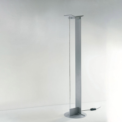 Lumen Center - Classic collection - Mcp Led PT - Klassische design LED-Bodenlampe - Sandgestrahltes Aluminium - LS-LC-MCP121-150L
