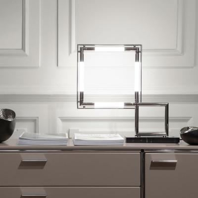 Lumen Center - Classic collection - Quadro PT - Design LED-Tischlampe