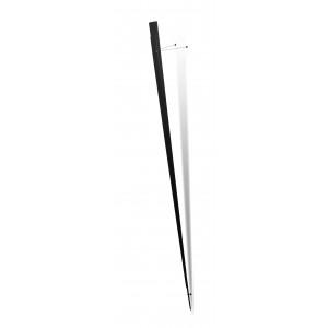 Lumen Center - Classic collection - Torchere Led AP - Designs Wandlampe mit Bodenangriff - Matt-schwarz - LS-LC-TORC102L