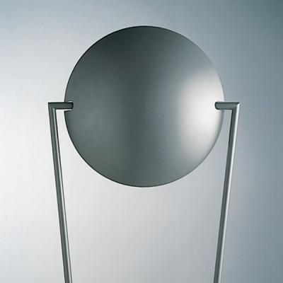 Lumen Center - Classic collection - Victory Led PT - Designer Bodenlampe mit Lichtintensität-Dimmer  - Sandgestrahltes Aluminium - LS-LC-VICT121L
