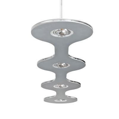 Lumen Center - Flat - Flat 04 SP LED S - LED Pendellampe