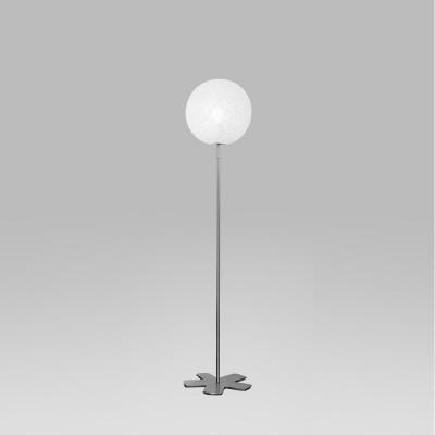Lumen Center - Iceglobe - Iceglobe 11 PT S - Bodenbeleuchtung - Nickel satiniert - LS-LC-IG11
