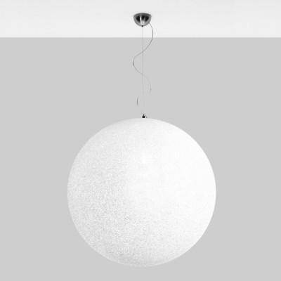 Lumen Center - Iceglobe - Iceglobe Giant S SP - Pendelleuchte - Nickel satiniert - LS-LC-IG33G27