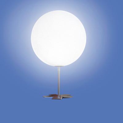 Lumen Center - Iceglobe - Iceglobe L03 TL M - Dimmbare Lampe - Nickel satiniert - LS-LC-IG03L