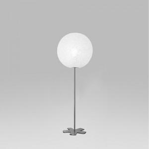 Lumen Center - Iceglobe - Iceglobe L10 PT M - Bodenbeleuchtung - Nickel satiniert - LS-LC-IG10L