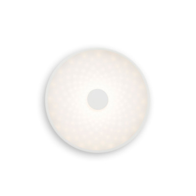 Lumen Center - Punto - Punto P S PL - LED-Deckenlampe - Feinstruktur weiß - LS-LC-PUNTP105