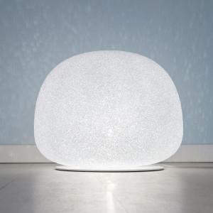 Lumen Center - Sumo - Sumo L02 LT TE - Boden- oder Tischleuchte mit einstellbarer Lichtintensität - Weiß matt - LS-LC-SUM02L