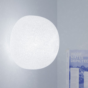 Lumen Center - Sumo - Sumo L21 AP PL - Design Wand- oder Deckenlampe - Weiß matt - LS-LC-SUM21L