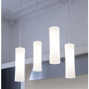 Lumen Center - Takè Plus - Také 27-1 SP - Hängeleuchte für den Einbau in Zwischendecken in Gipskartonplatten - Weiß matt - LS-LC-BAMBA1IN106