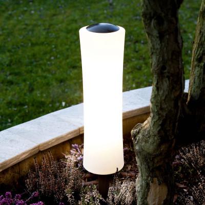 Lumen Center - Takè Plus - Také Open Air 03 TE - Bodenlampe für den Außenbereich - Braun - LS-LC-BOUT03173