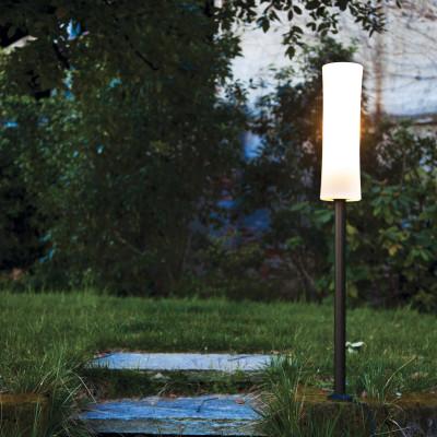Lumen Center - Takè Plus - Také Open Air 10 TE - Gartenlampe - Braun - LS-LC-BOUT10173
