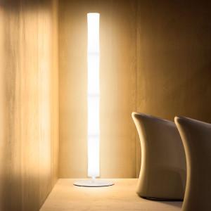 Lumen Center - Takè Plus - Také Plus 04 BT PT - LED Wohnzimmer Stehlampe mit vier Elemente - Weiß matt - LS-LC-TAK114106