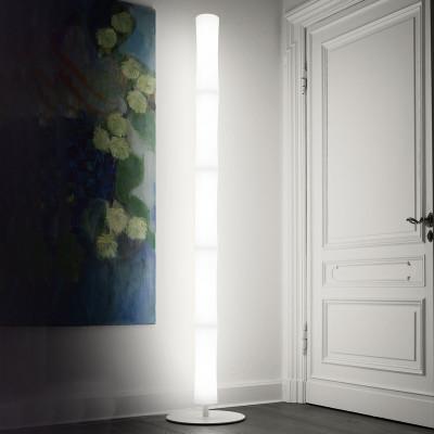 Lumen Center - Takè Plus - Také Plus 05 BT PT - LED-Stehlampe mit fünf Elemente mit einstellbarer Helligkeit