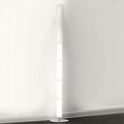 Lumen Center - Takè Plus - Také Plus 06 BT PT - LED-Bodenlampe mit sechs Elemente mit einstellbarer Helligkeit