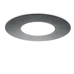 Ma&De - Square LED - Square SR PL M LED - Design runde Deckenleuchte doppelte Emission mit LED-Licht