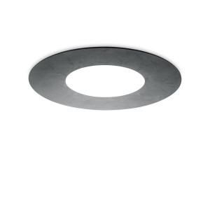 Ma&De - Square LED - Square SR PL S LED - Kleine runde Deckenleuchte doppelte Emission mit LED-Licht