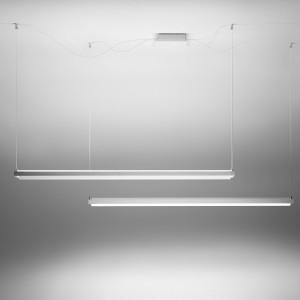Ma&De - Tablet LED - Tablet P2 SP LED - Verstellbarer Kronleuchter mit zwei LED-Leuchten