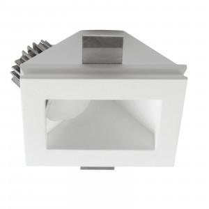 Traddel - Indoor recessed spotlights - Gypsum QCY AP LED - Einbau-LED-Deckenleuchte im Gips