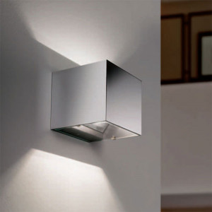 Up/down emission sconce