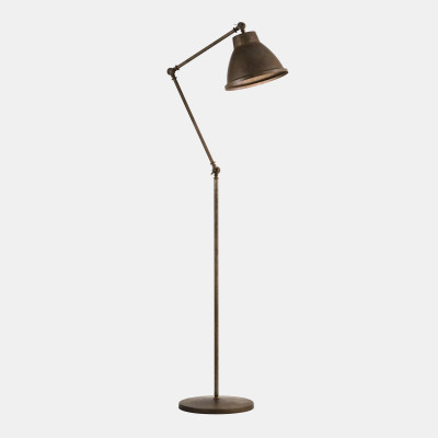 Altri Brand - Il Fanale - Loft - Loft PT - Industrial floor lamp - Bronze - LS-FA-269-08-OF