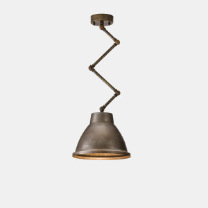 Altri Brand - Il Fanale - Loft - Loft SP - Industrial chandelier