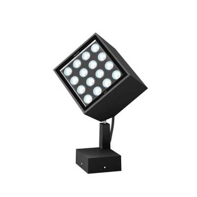 Artemide - Artemide Outdoor - Epulo 18 FA LED - Basic spotlight - Black - Warm white - 3000 K