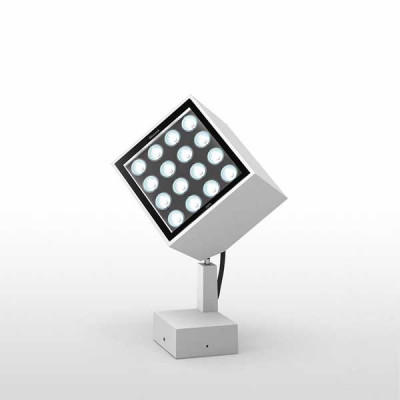 Artemide - Artemide Outdoor - Epulo 18 FA LED - Basic spotlight - White - Warm white - 3000 K