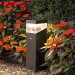 Artemide - Artemide Outdoor - Tetragono 45 TE LED - Bollard for outdoors