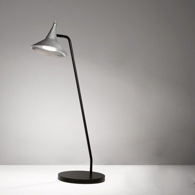 Artemide - Conical Collection - Unterlinden TL LED - Design table lamp - Aluminum - LS-AR-1945W10A - Super warm - 2700 K - Diffused