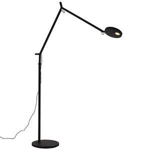 Artemide - Demetra - Demetra PT Reading - Aluminum floor lamp LED