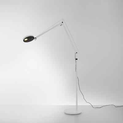 Artemide Demetra Reading Aluminum Floor Lamp Light Shopping