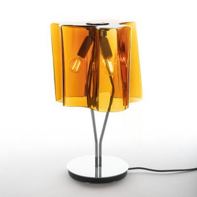 Artemide - Logico - Logico TL - Modern table lamp - Coffee - LS-AR-0457140A