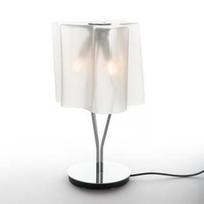 Artemide - Logico - Logico TL - Modern table lamp - Satin white - LS-AR-0457120A