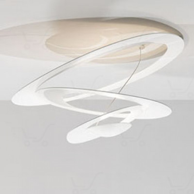 Artemide - Pirce - Pirce PL Mini Led - LED ceiling lamp S