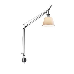 Artemide - Tolomeo - Tolomeo AP Basculante - Wall lamp Made in Italy