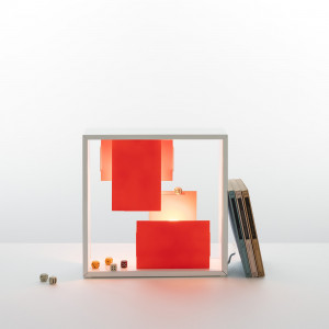 Artemide - Vintage - Vintage lamps - Fato TL Bi-Color - Bi-Color Table lamp