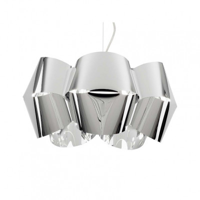 Artempo - Alien - Mini Alien SP - Modern pendant lamp - Metalux Chrome - LS-AT-120-C