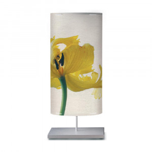 Artempo - Castor and Pollux - Castor e Pollux Serie Flower TL L - Decorated table lamp