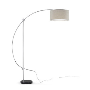 Artempo - Morfeo - Plaza PT R - Fabric floor lamp
