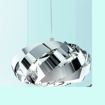 Artempo - Nest - Mini Nest SP - Pendant lamp kitchen - Metalux Chrome - LS-AT-114-C