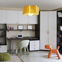 Pendant lamps in Polilux