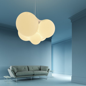 Axo Light -  - Cloudy SP LED - Modern chandelier